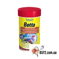 Хлопья для петушков Tetra Betta 100ml